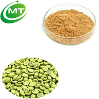 Free sample anti-cancer Pure Green Coffee Bean Extract
