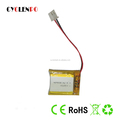 OEM 3.7v lipo battery 800mah li ion polymer battery with wire