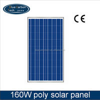 high efficiency and low price pv solar panel 160W