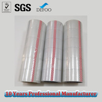 Bopp Film Heat Resistant Clear Adhesive Packing Tape