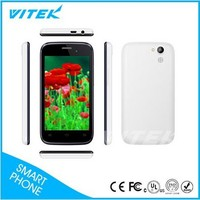 China Cheap Low Cost 4inch Dual Camera WCDMA Android Mobile Phones