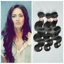 "Stock body wave/loose wave/deep curly/loose curly,8"" to 30"" wholesale peruvian hair"
