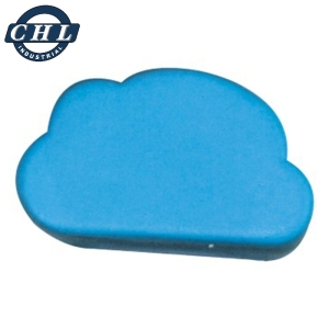 Promotional logo printing cloud shape stress ball