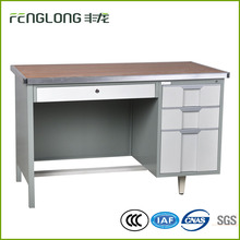 modern style metal furniture computer table design stainless steel office desk