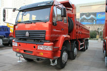 STYER 8x4 Tipper 20m3 Truck Dump Truck Height
