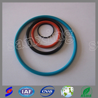 new gentle silicone rubber sealing o ring