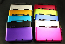 OEM Colorful ALuminum case for nintendo 3ds xl ll, 3ds xl aluminum case
