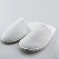 Custom high quality disposable custom made slippers