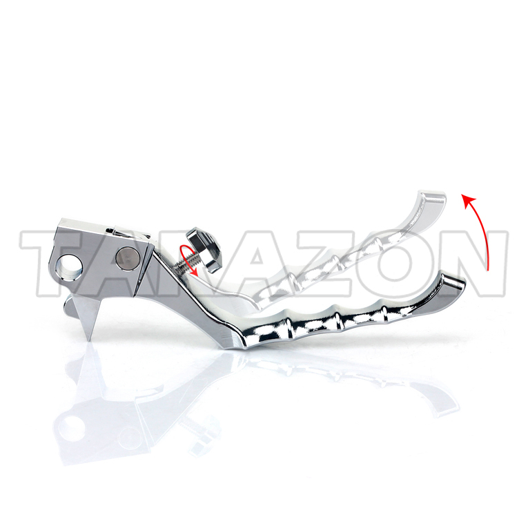 Best selling brake clutch lever for Harley and Davidson XL1200