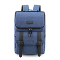 Laptop Backpack USB Hole Nylon Waterproof School Bags Business Travel Daypack