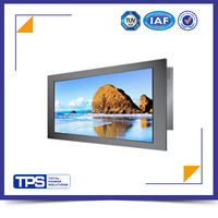 TPS customized industrial LCD display touch screen 7inch tft lcd module