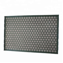 Weave Type Oilwell Shaker Screen Flat Panel Shaker Screen Used For Aggregate Sieve