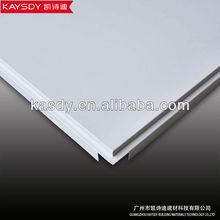 New model Metal tiles, gypsum ceiling board, gypsum tiles