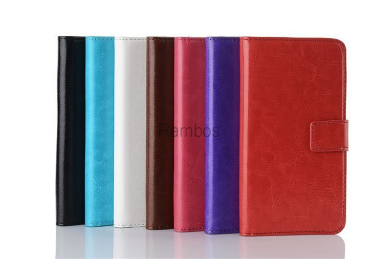 Flip Leather Case Cover Wallet Pouch with Credit Card Slot for Samsung Galaxy S5 i9600 / S5 mini / S4 / S4 mini / S3 mini /Note