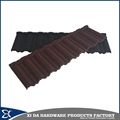 Beautiful appearance stone coated corrugated metal roofing sheet