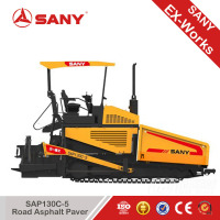 SANY SAP130C-5 Road Machinery Asphalt Pavers for Sale