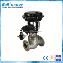 DN50 4~20mA Pneumatic Steam Control Valve
