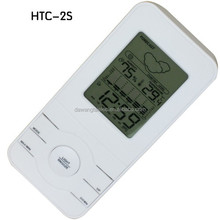 New Arrival High Precision HTC-2S Baby Room Digital Household Thermometer Hygrometer Backlight Alarm Clock