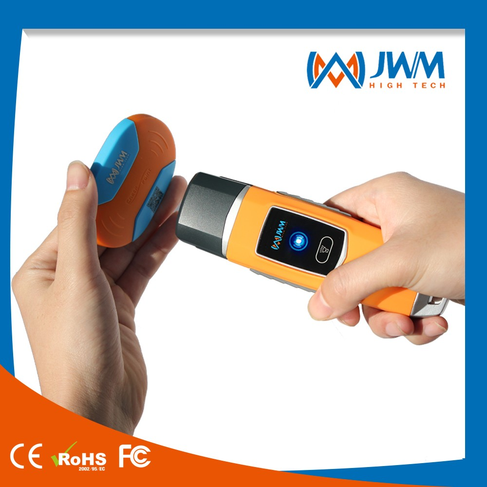 JWM 2016 newest WM-5000V4s RFID rugged portable design guard tour popular device with touch screen