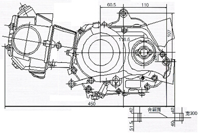 Air Cooled Motorcycle Engine also Motorcycle Chopper Bagger Frames moreover Honda Cb1000 Super Four T2 likewise Evolucion Del Motor furthermore 84128 Vector Motorcycle Front Silhouette. on types of harley davidson motorcycles