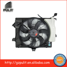 Radiator Cooling Fan Assembly for Hyundai Accent Verna 2011-2014 25380-1R050 Hyundai Accent radiator fan