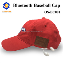 HOT SALES bluetooth cap with speaker sport cap with ear muff