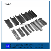 Galvanized Steel Truss Profile Light Keel Roll Forming Machine galvanized roofing sheet roll forming machine machine making