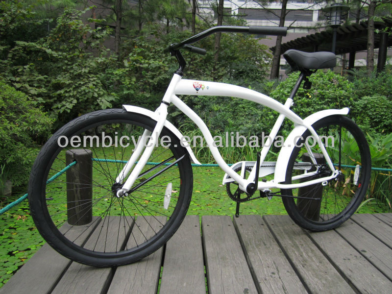 2014 26'' new style beach cruiser bicycles for men /fashionable men's cruiser bikes