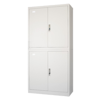 Metal filing cabinet 4 door with lock modern safe commercial storage file cabinet