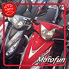 Taiwan used motorcycle Kymco VJR110/Fuel efficient and fast acceleration