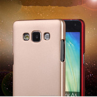 High Quality PC Hard Plastic Protective Cell Phone Case For Samsung Galaxy A5