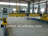 Used Heavy Duty Gantry CNC Plasma Cutting Machine
