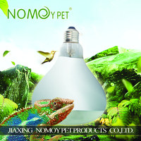 Nomo R125 UVA white rearing animals lizard bulb E27 frosted light