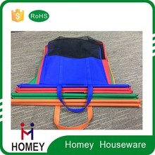 Durable Foldable Rolling Shopping Cart Bags /Light Trolley Bag Supermarket