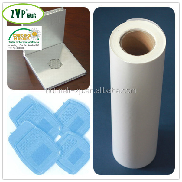 transparent thermo hot melt adhesive film for Automotive Car Floor Mat