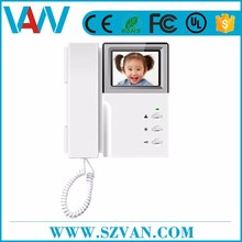 Top Quality high density apartment camera door lock with long life