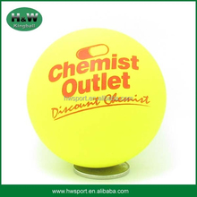 Wholesale custom printed high bouncing rubber ball