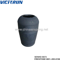 VICTORUN W01-095-0198 TS 16949 certified shock absorber sale