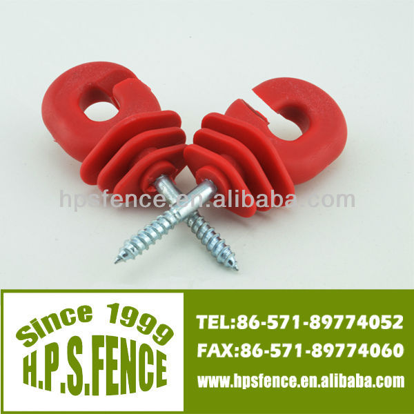 Alibaba China Electric Fence Quickly Installed Plastic Types Of Insulators