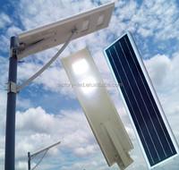 Small wattage 10w 20w solar energy led street light 30w solar led street light