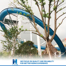 Hot sell Most popular long water slide wholesale