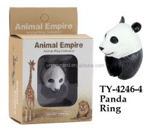 Animal Empire Best Plastic Panda Ring
