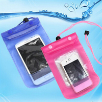 Cheap Fancy Cell Phone Sealed Waterproof Case