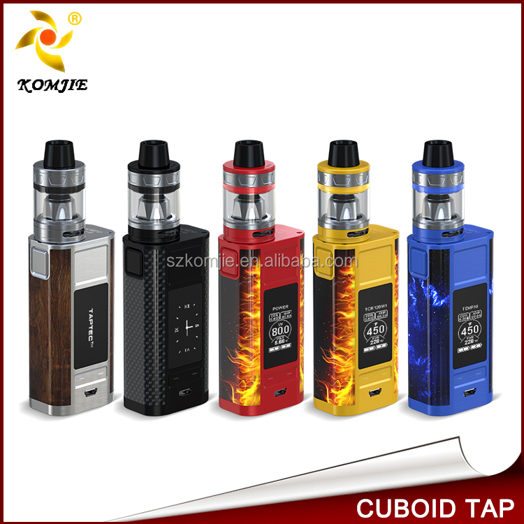 2017 Hot Vape from Joyetech CUBOID TAP with ProCore Aries Kit 50A 228W 4ml Joyetech CUBOID TAP