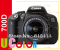 Canon EOS 700D with 18-55mm STM Lens Kit (Rebel T5i / Kiss X7i)