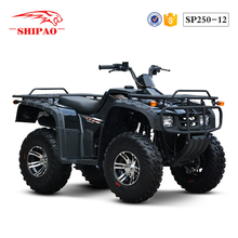 SP250-12 Shipao hot sale all new 4wd quad