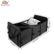 Premium Trunk Organizer, Great Cargo Storage Container for Car Truck or SUV