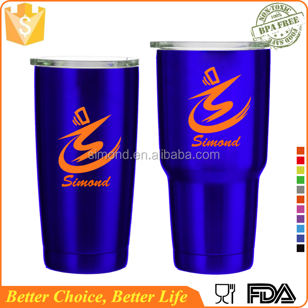 30oz stainless steel tumbler with removable insert wholesale