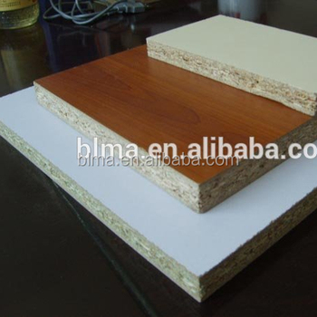 low price melamine particle board