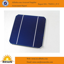156*156mm polycrystalline silicon solar cell price for sale